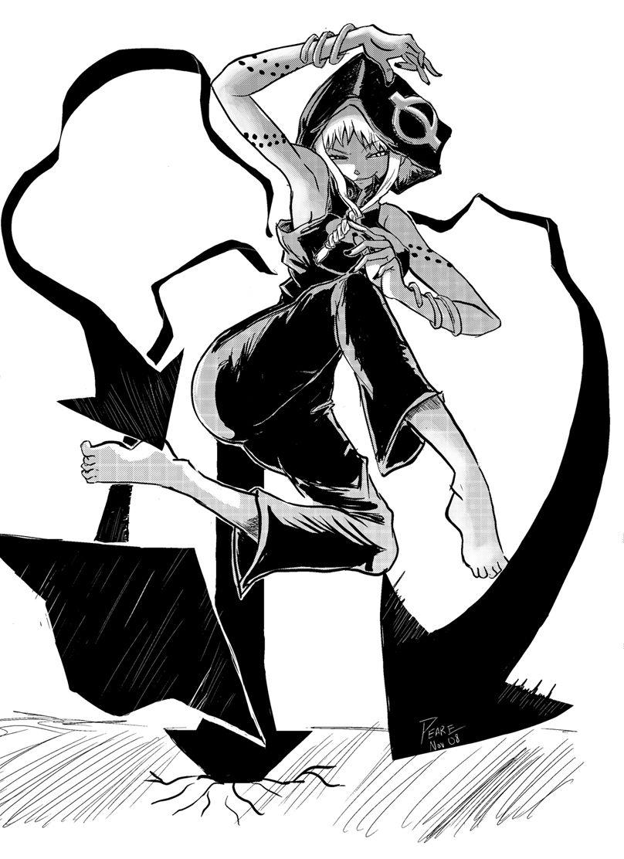 Vector Witch Medusa By Gustredcloude Deviantart Com On Deviantart