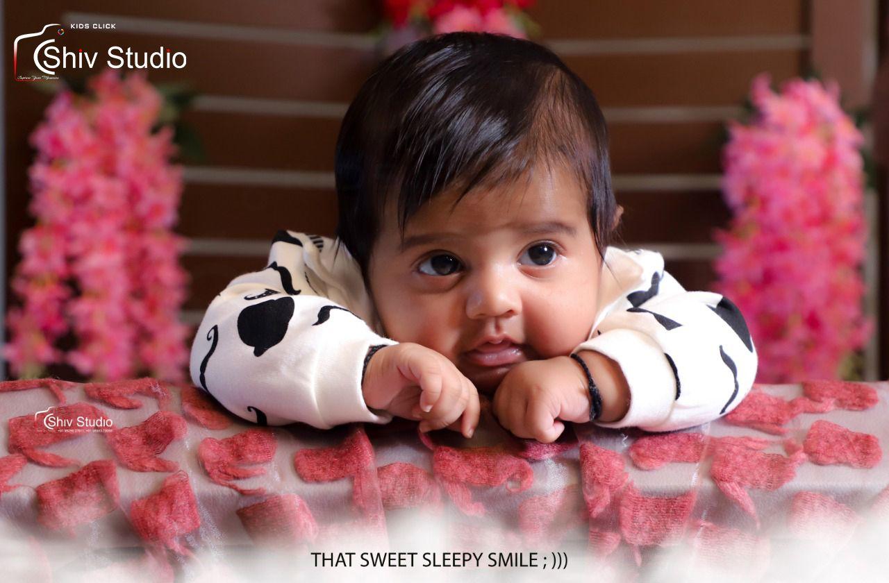 THAT SWEET SLEEPY SMILE ;))) Call to Shiv Studio on +91 98983 73068 Or +91