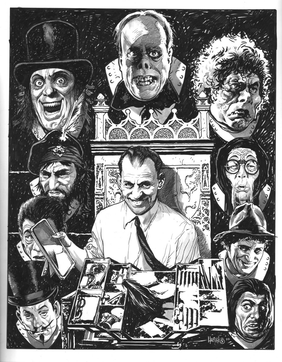 Lon Chaney: The Man Behind the Thousand Faces