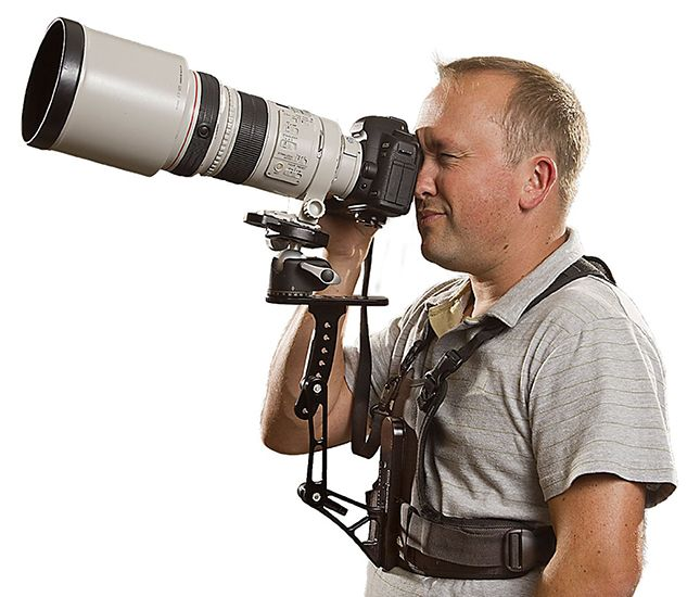 The Cotton Carrier Camera Vest