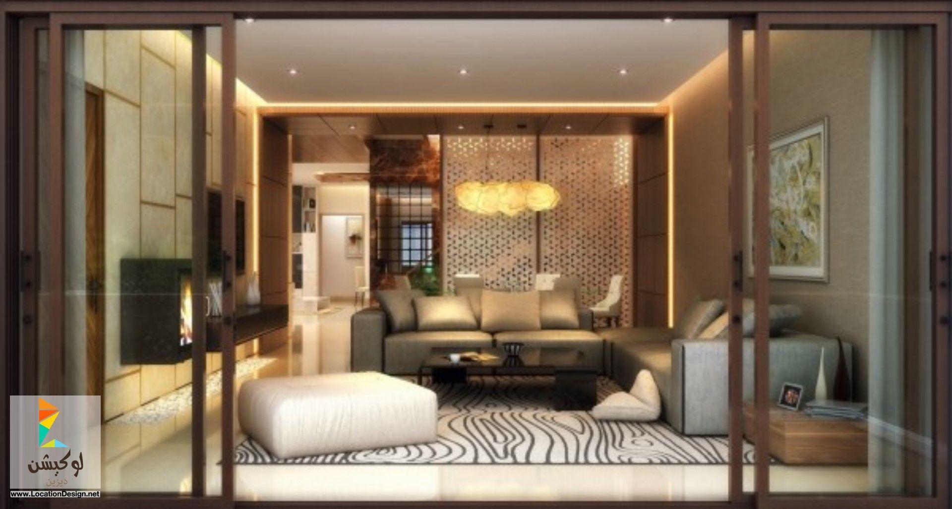 ديكورات صالات إستقبال الضيوف 2015 لوكشين ديزين نت Relaxing Living Room Luxury Living Room Elegant Living Room