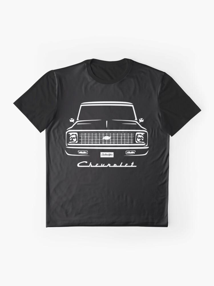 Chevrolet Pickup Truck C10 1972 T Shirt Entertainment C10 Chevrolet Dieseltrucks Pickup Truck Tsh In 2020 Pickup Trucks Chevrolet Pickup Ford Pickup Trucks