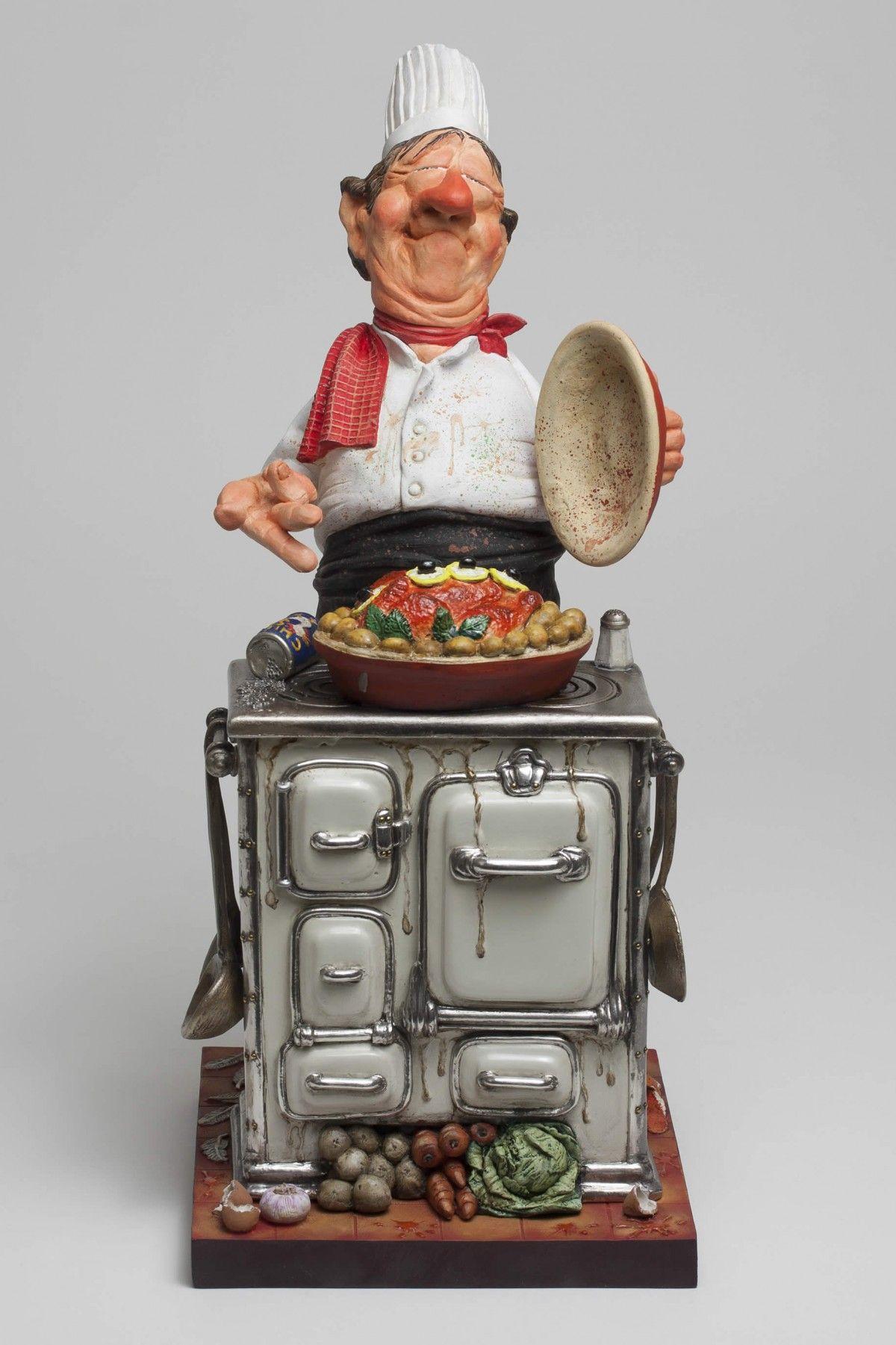 figura para decorar le master chef el masterchef the master chef