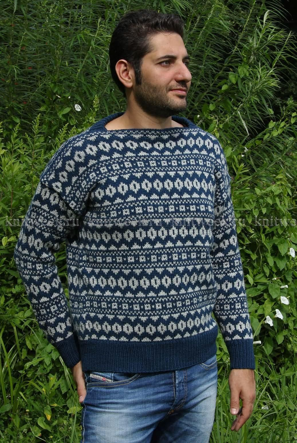 Пуловер Брим - Фото 1