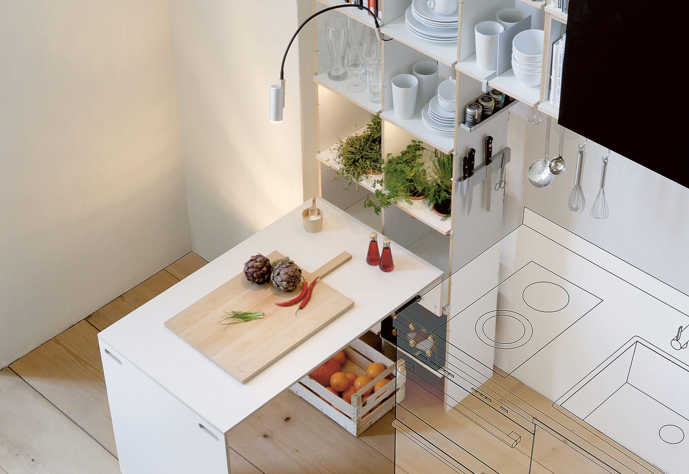 FNP Küche Von Nils Holger Moormann   Regalsysteme   Design Bei STYLEPARK