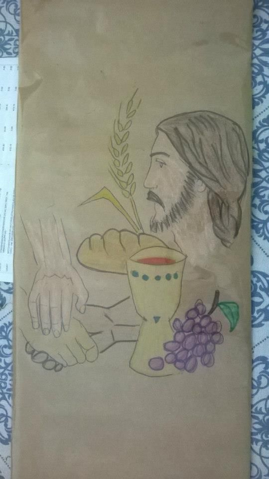 painéis de corpus christi