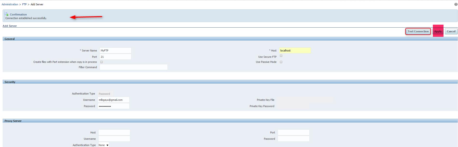By step details of oracle bi publisher ftp setup step by step details of oracle bi publisher ftp setup baditri Images