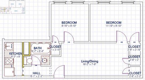 452 Square Feet Apartment Tour Apartment Floor Plans