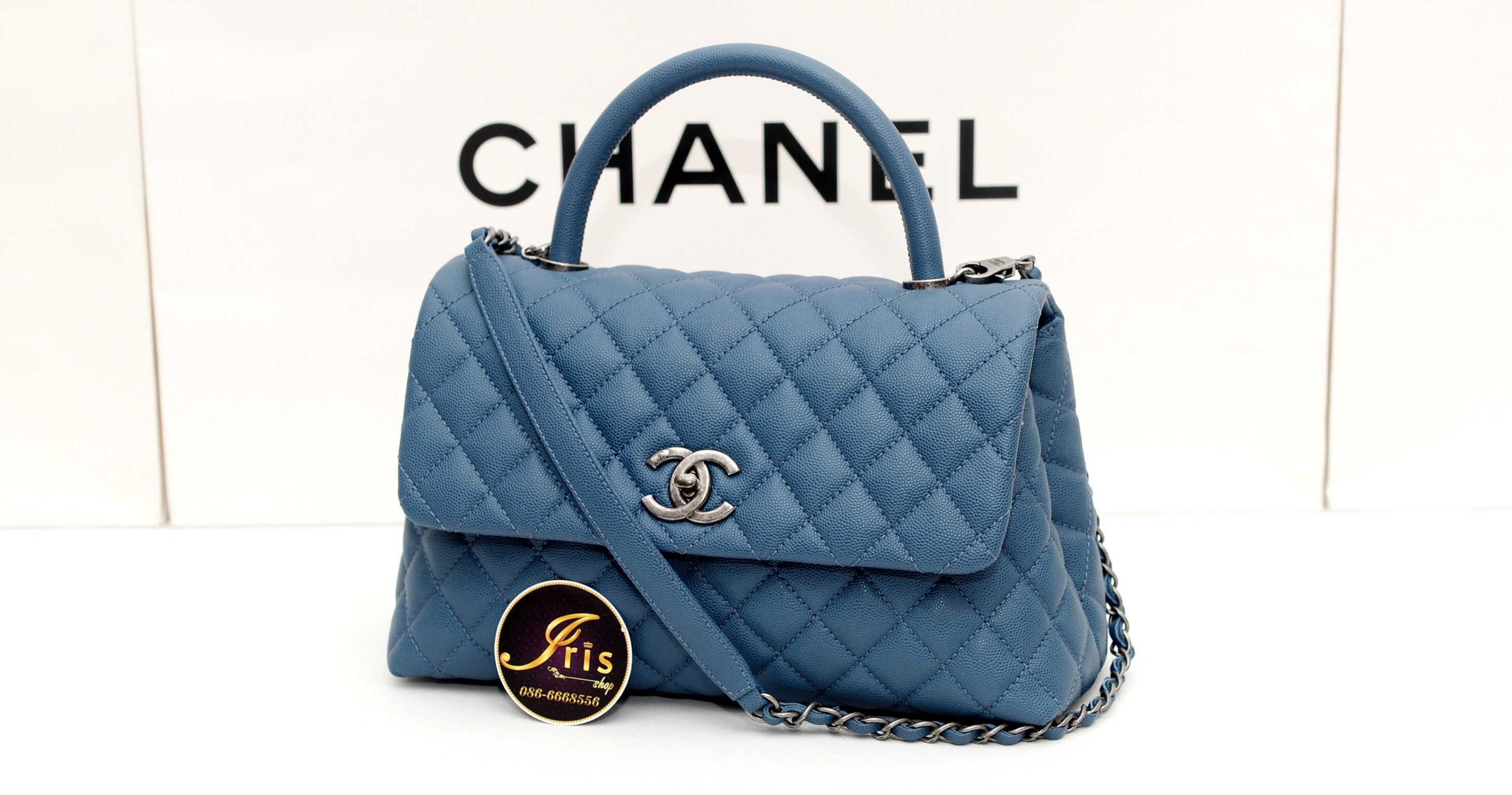 914f43705a24 Shopping · กระเป๋า Chanel Coco 10.5