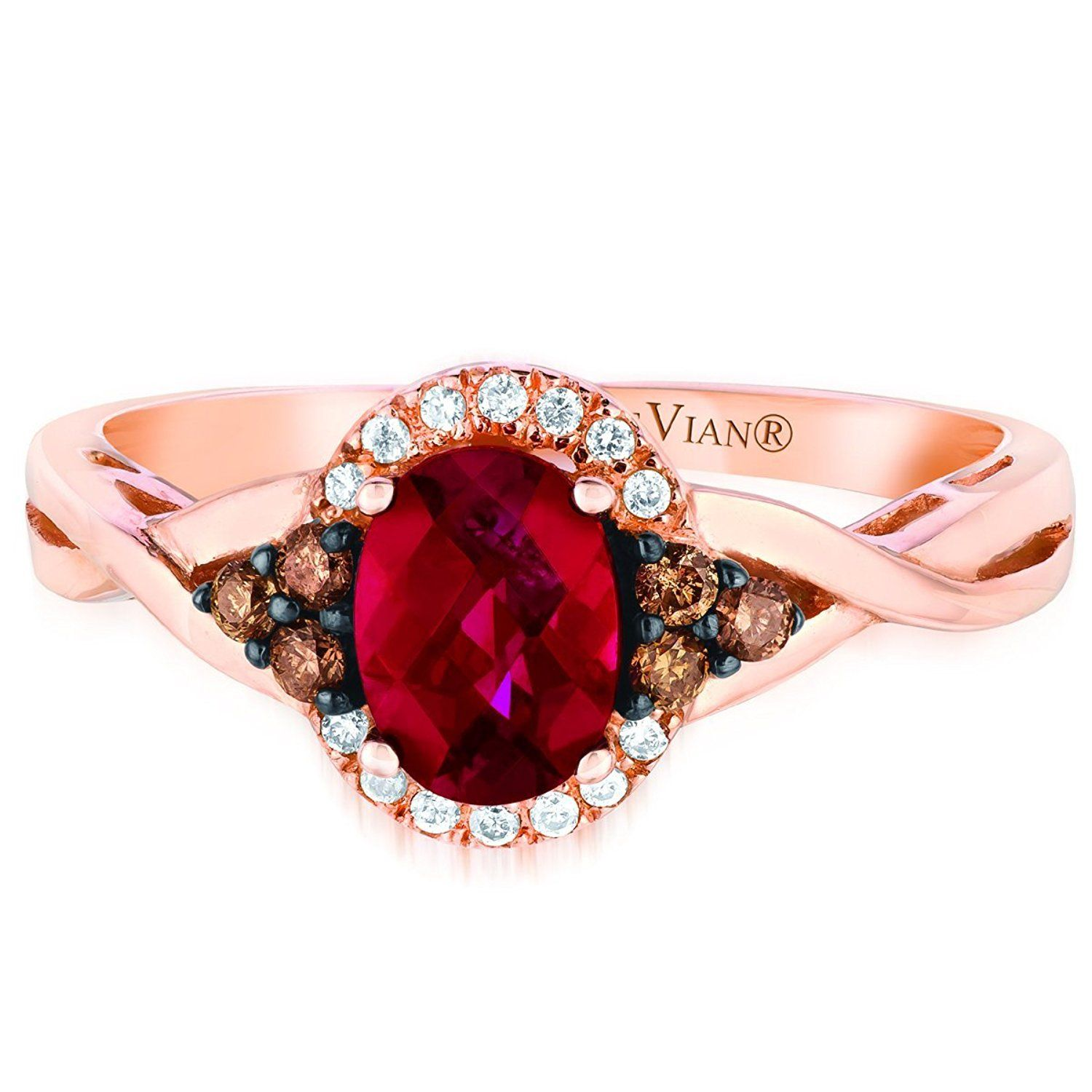 rings tw vanilla natural rose white ring with garnet rhodolite strawberry gold and diamonds raspberry chocolate le engagement vian in