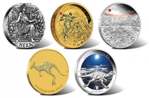 2015 Australian Coins for February