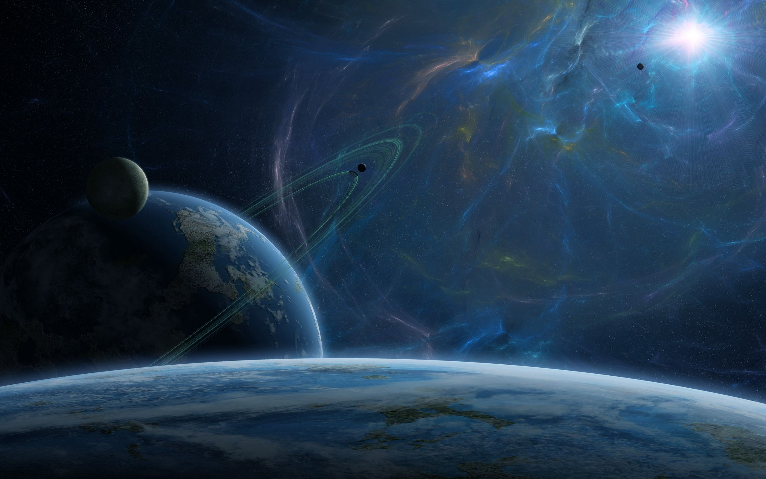 Free Comic Book Day Adventures Outer space wallpaper