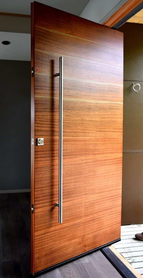 Photo of Slik bygger du den beste døren til stor pivot – ikke-skjevt patenterte trepiv …