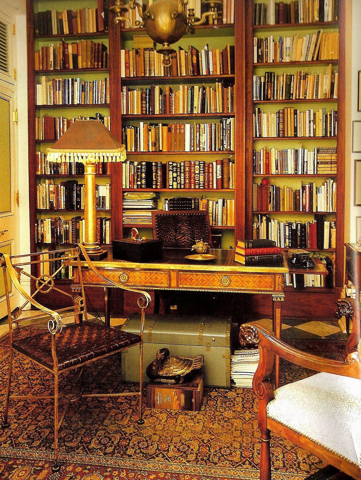 Pin von Alla * auf Home Library/ Home Office | Pinterest