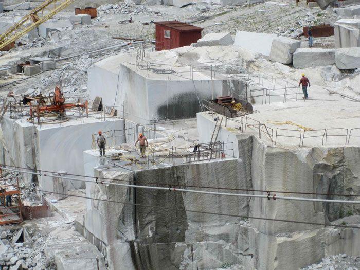 Rock Of Ages Granite Quarry Barre Vermount Usa Quarry