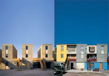 Elemental Affordable Housing Project Santiago Chile Venice Biennale Stone Design Installation Art