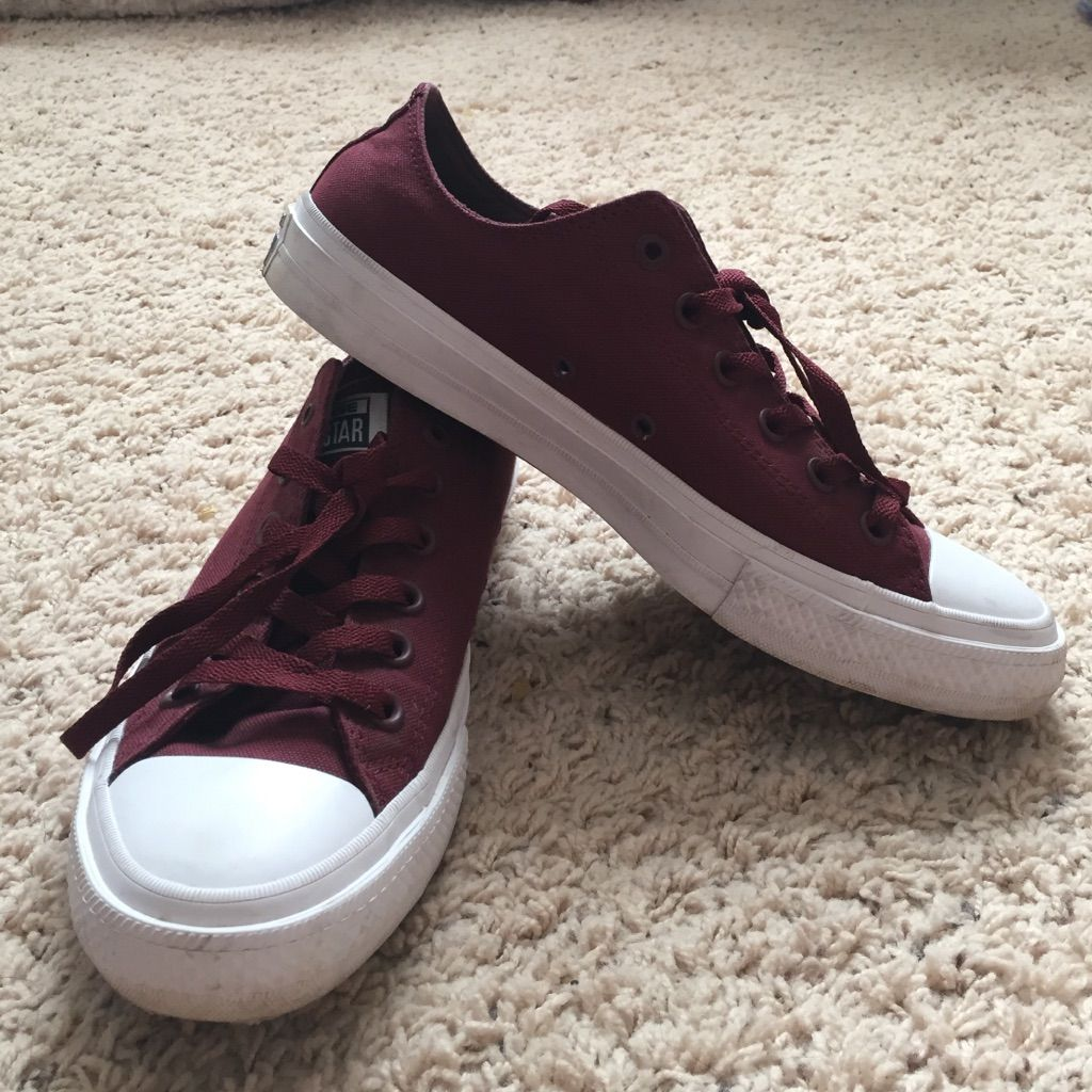 Converse Shoes | Nike Converse Maroon