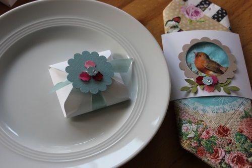Tischdeko http://zauberhaftespapier.de/
