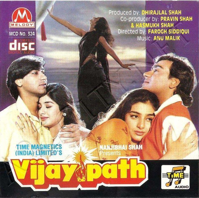 Vijaypath [1994-MP3-VBR-320Kbps] | Old bollywood songs, Bollywood movie  songs, Bollywood songs