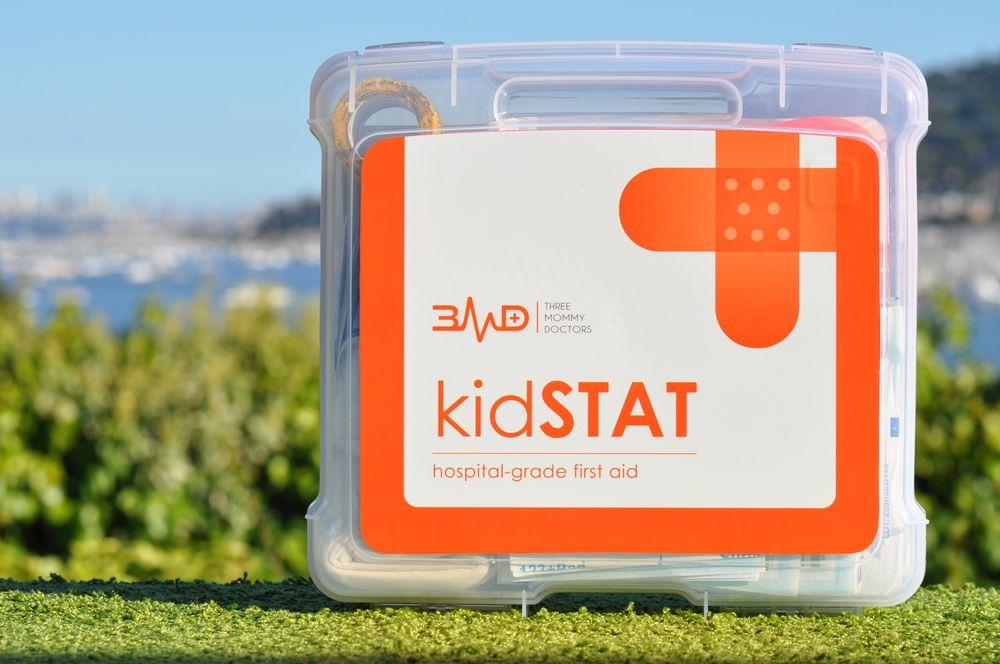 kidSTAT by Natalie Baby care kit