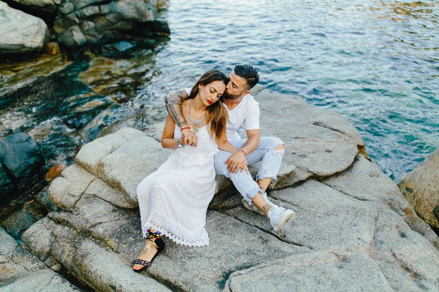 In LOVE with Sardinia | Couple Shoot      – Carmen and…
