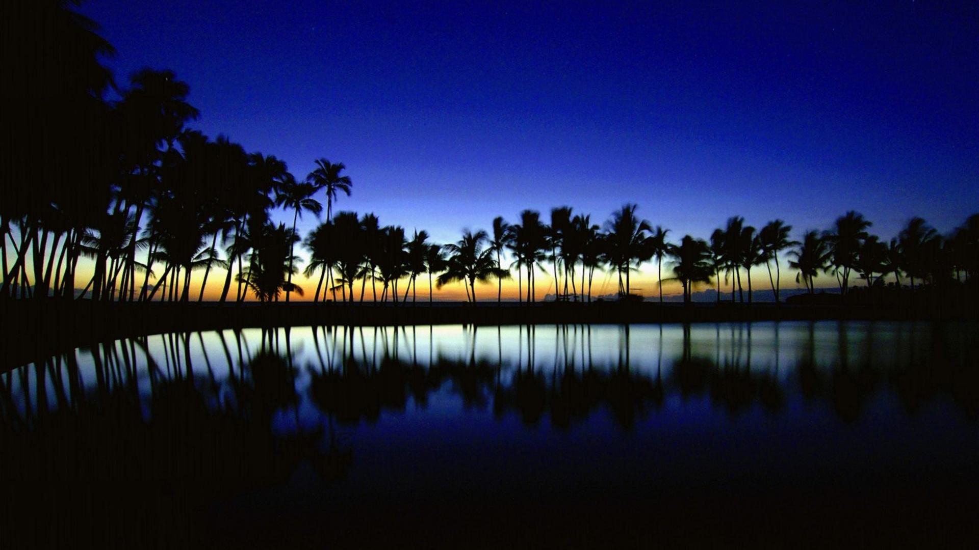 1080p Full Hd Backgrounds Screen Desktop Beach Scenery Hawaii Pictures Tropical Paradise Beach
