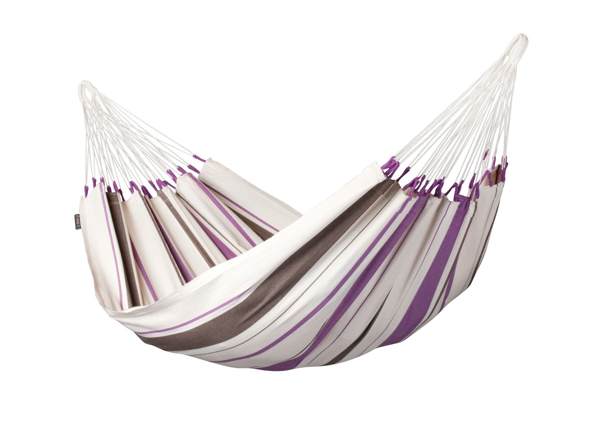 la siesta caribena single hammock aqua blue purple favourite