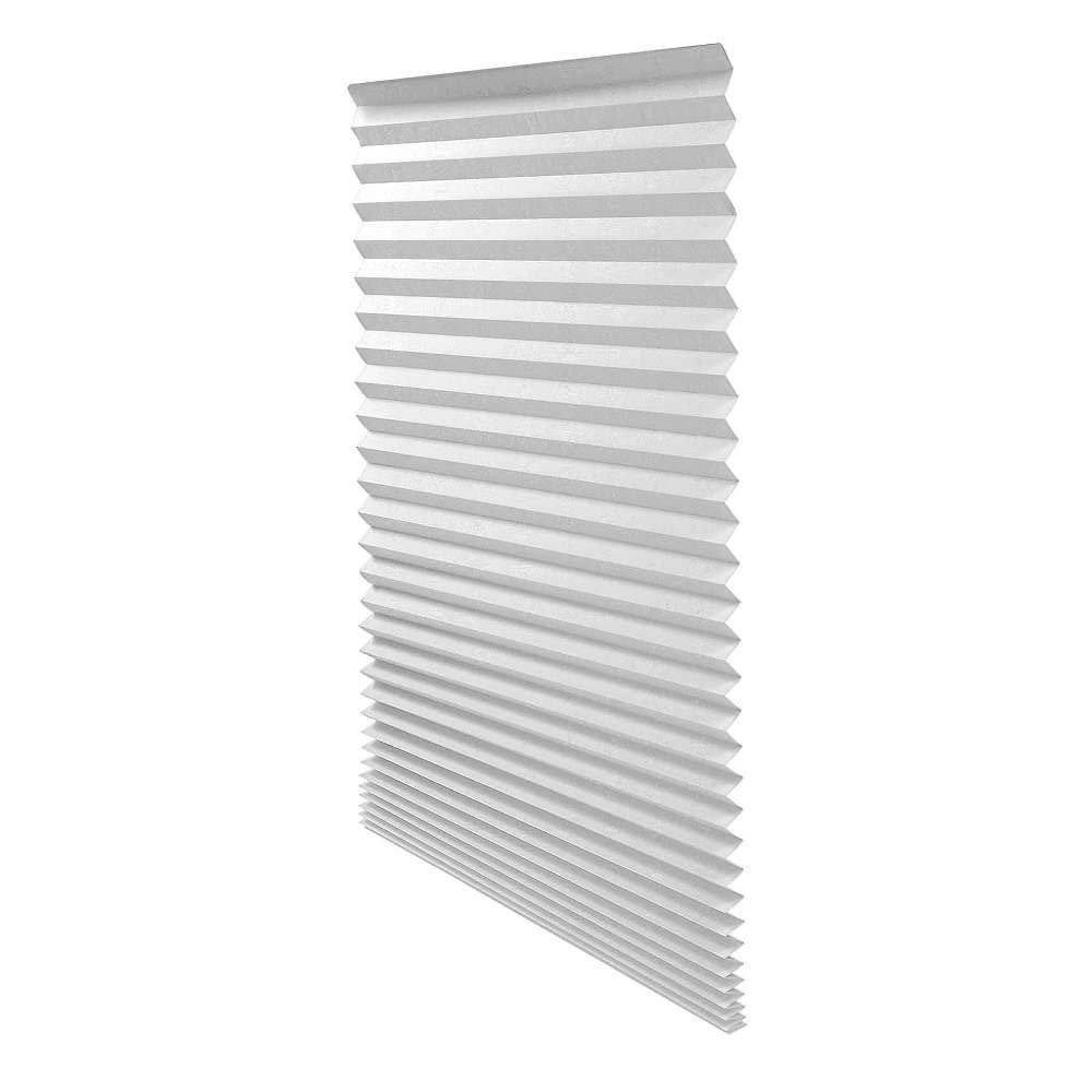 Paper Accordion Pleated Window Shades Fabric Window