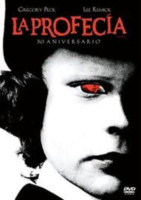 La Profecía 1976 Vose Español Y Online El Presagio Horror Movie Posters Películas Clásicas De Terror