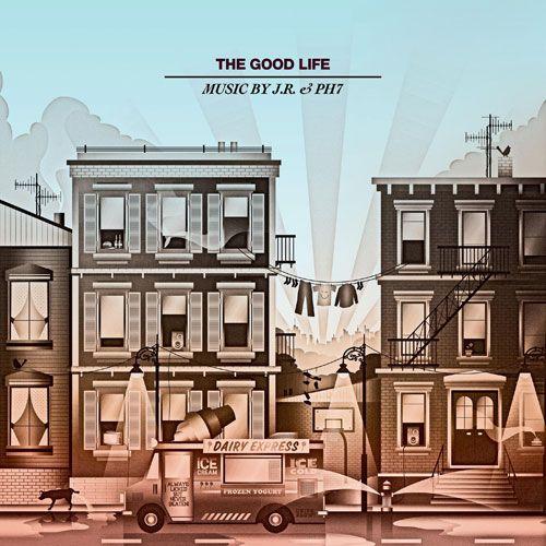 "JR & PH7 – ""The Good Life"" (ft. Sean Price, Phonte, Roc Marciano, Freeway, Saigon, Guilty Simpson, Torae + more)"