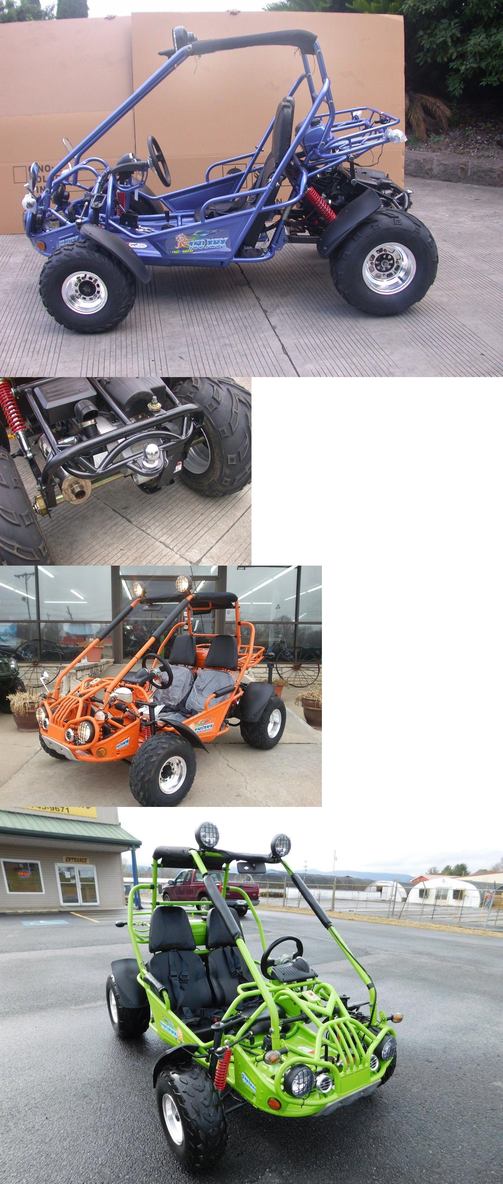 Complete Go-Karts and Frames 64656: Trailmaster 150 Xrx Go Kart For ...