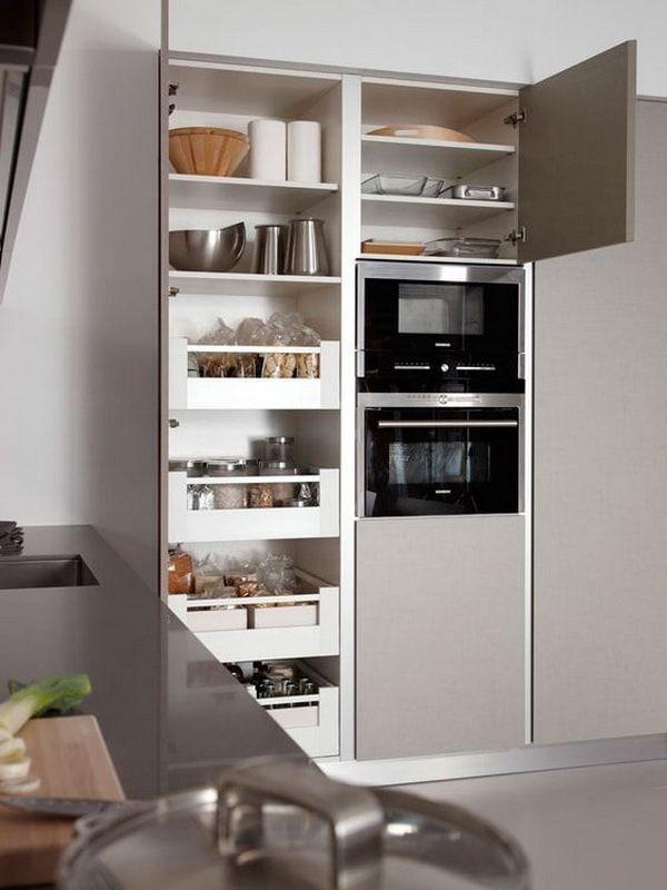 C mo tener una cocina ordenada tips para ordenar la for Ordenar armarios cocina