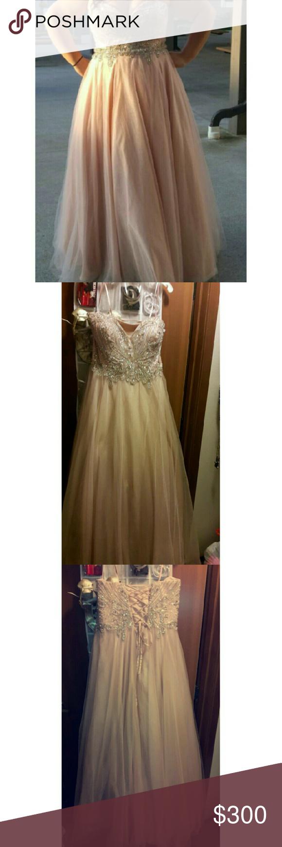 Davidus bridal prom dress brand new prom dress from davidus bridal