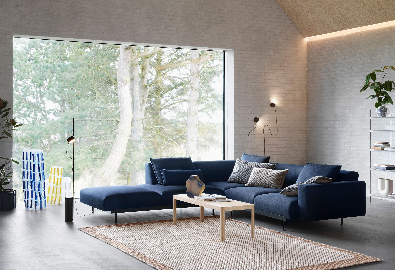 In Situ Modular Sofa Corner Configuration 2 By Muuto In 2020 Modular Sofa Sofa Design Italian Sofa