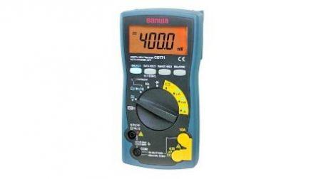Sanwa Cd771 Digital Multimeter See Its Pacification Multimeter Digital Sanwa