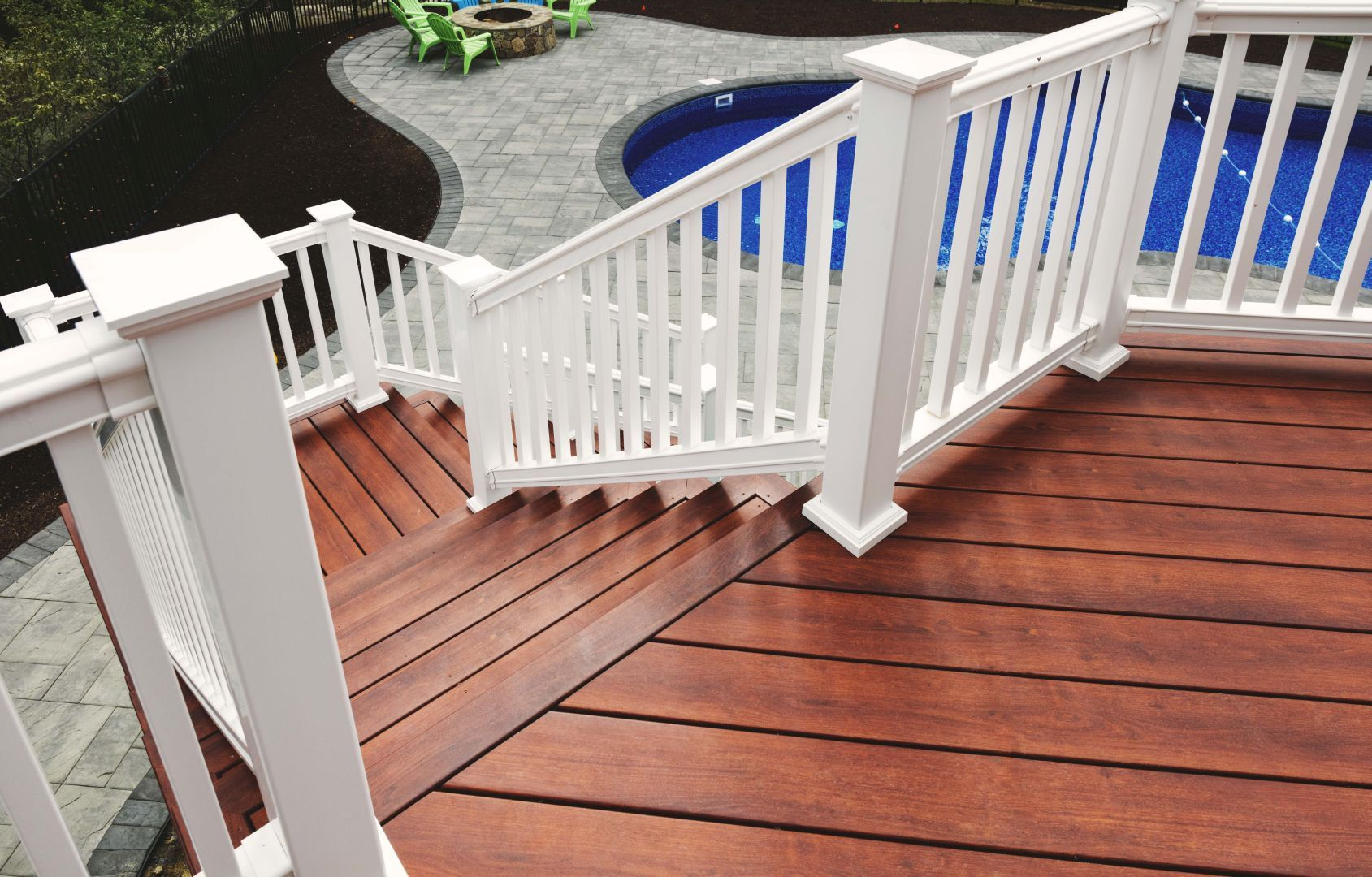 Awesome Menards Composite Decking With Images Patio | Outdoor Stair Railing Menards
