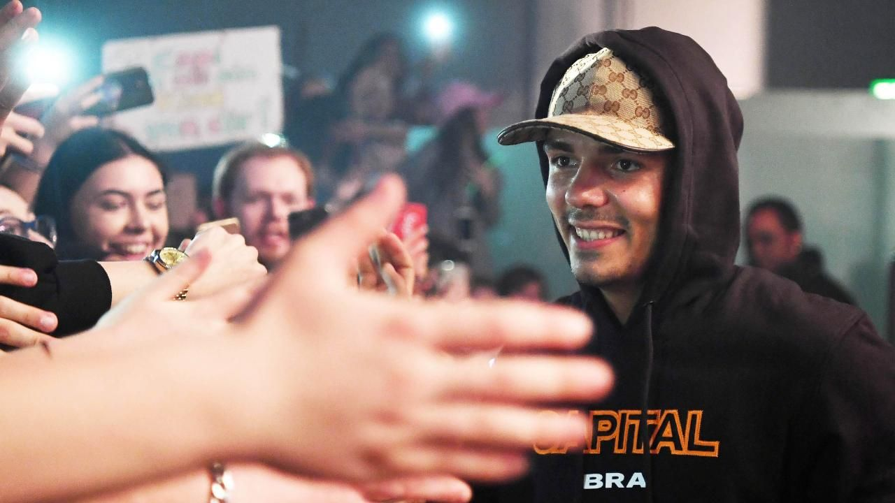 Von Fanta 4 Bis Capital Bra Wie Deutschrap Gross Wurde Rapper Rap Deutsch Rap