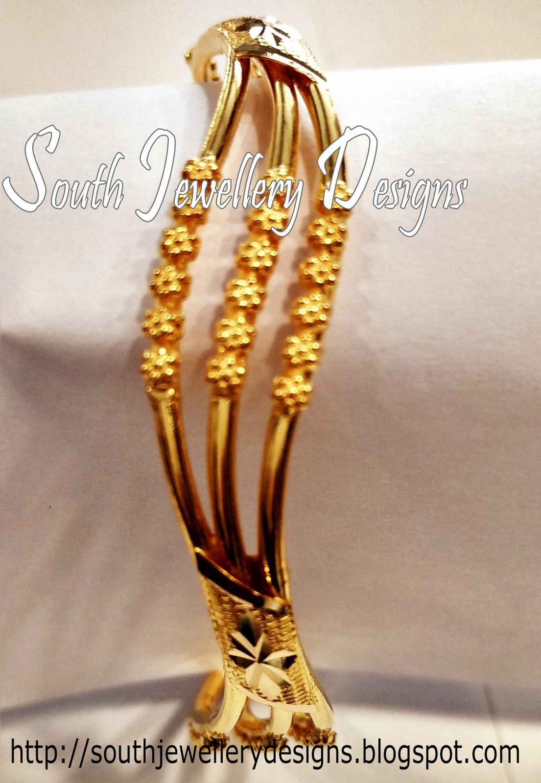 Pin by KRO KRO on Gold Bangle Models and gold bangle designs ...
