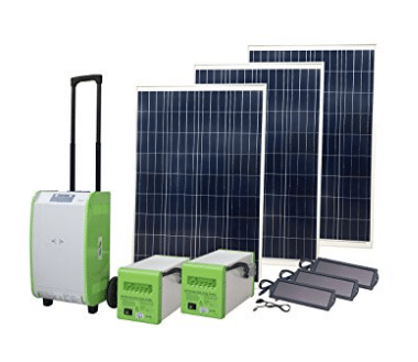 Top 10 Best Solar Generators In 2020 Reviews Buyer S Guide Portable Solar Generator Solar Generator Off Grid Solar