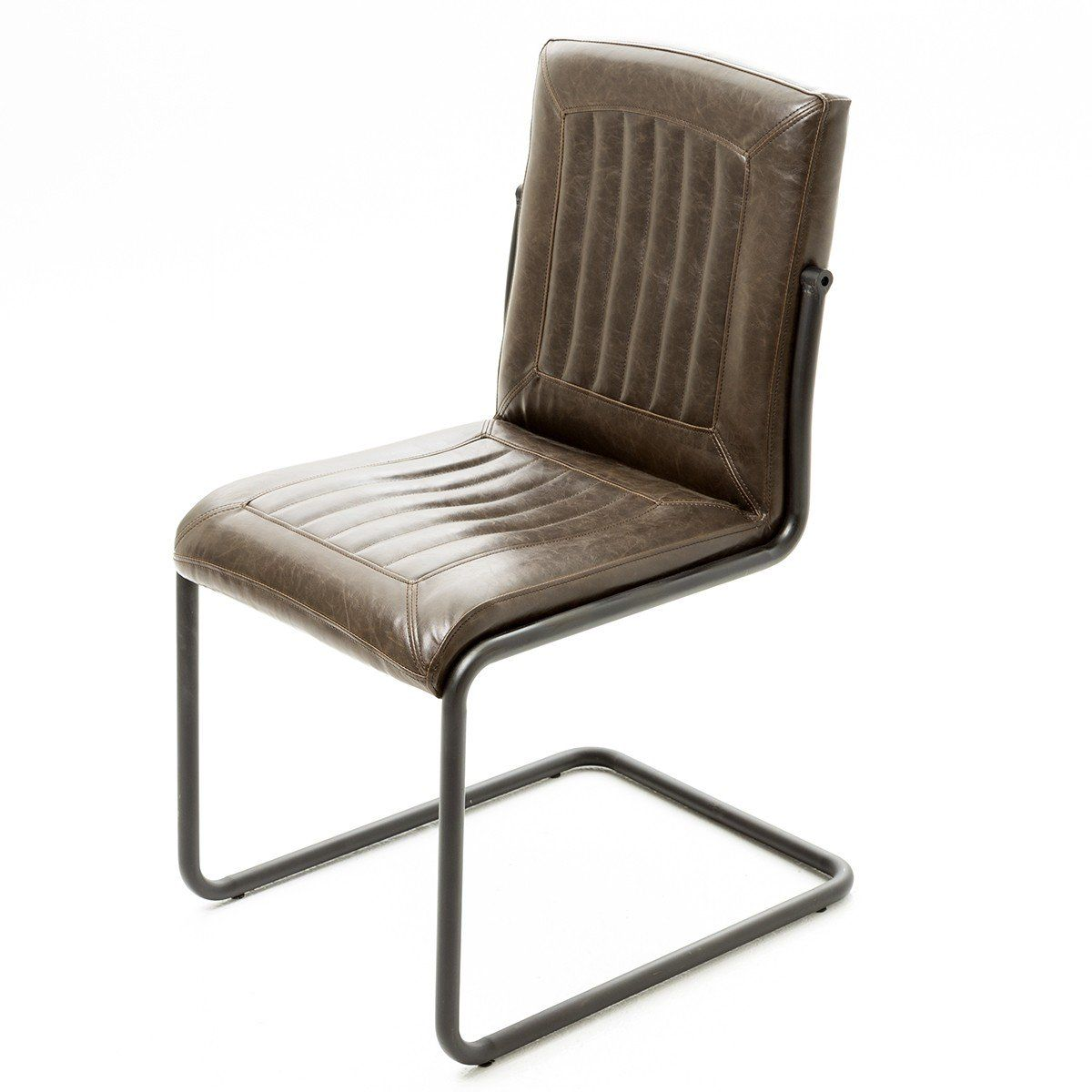 Klee Dining Chair 299 Each Leather Cantilever