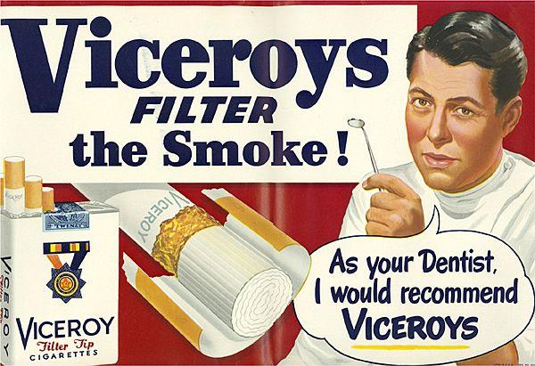 Smoking Ads 1950s | Myth #4. Smokers like smoking, and so should be free to do it . And ...
