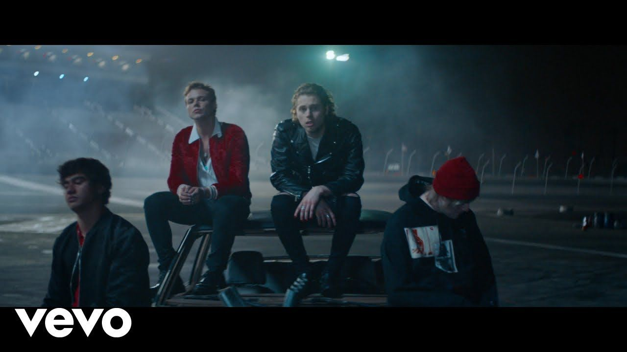 5 Seconds Of Summer Lie To Me Youtube 5 Seconds Of Summer