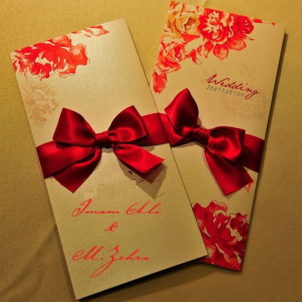Wedding card made by me islamic shia Pinterest Islamic - fresh invitation wording debut