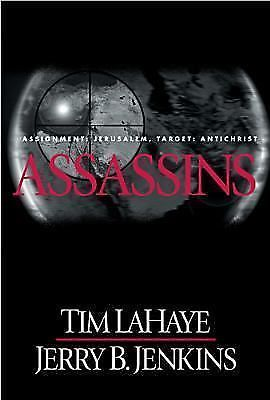 Assassins: Assignment: Jerusalem, Target  Jerry Jenkins & Tim LaHaye HARDCOVER