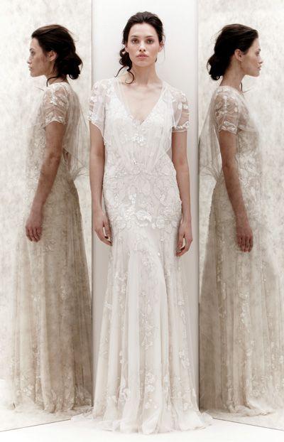 Jenny Packham Azalea Ivory Tulle Gown
