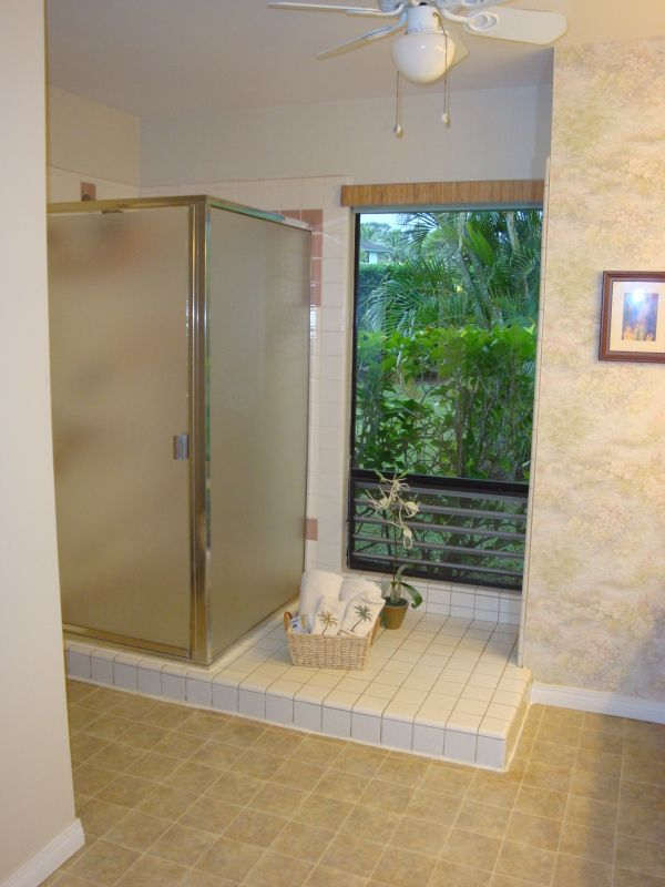 Master bath in our Kauai Vacation Rental Home http ...