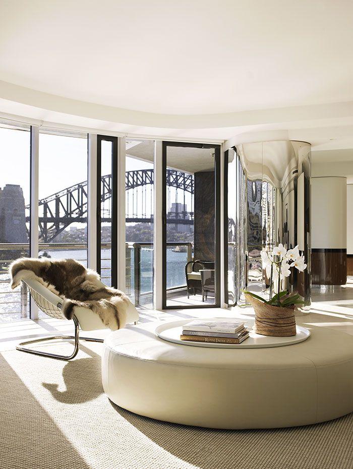 Blainey North Sydney Harbour Apartment Interior Design Photos