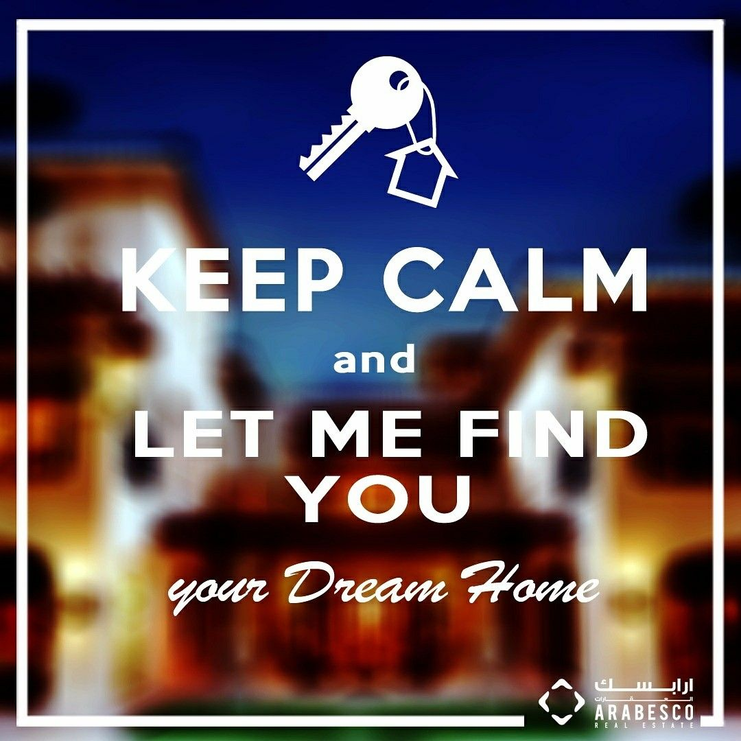 Let Us Do The Property Hunt For You Call Us At 97125506006 Or 971557335375 For Your Requirements Arabesco Realestate In Calm I Found You Dreaming Of You