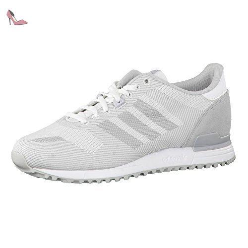 sale retailer 0cc94 c4814 adidas zx 700 weave vintage white