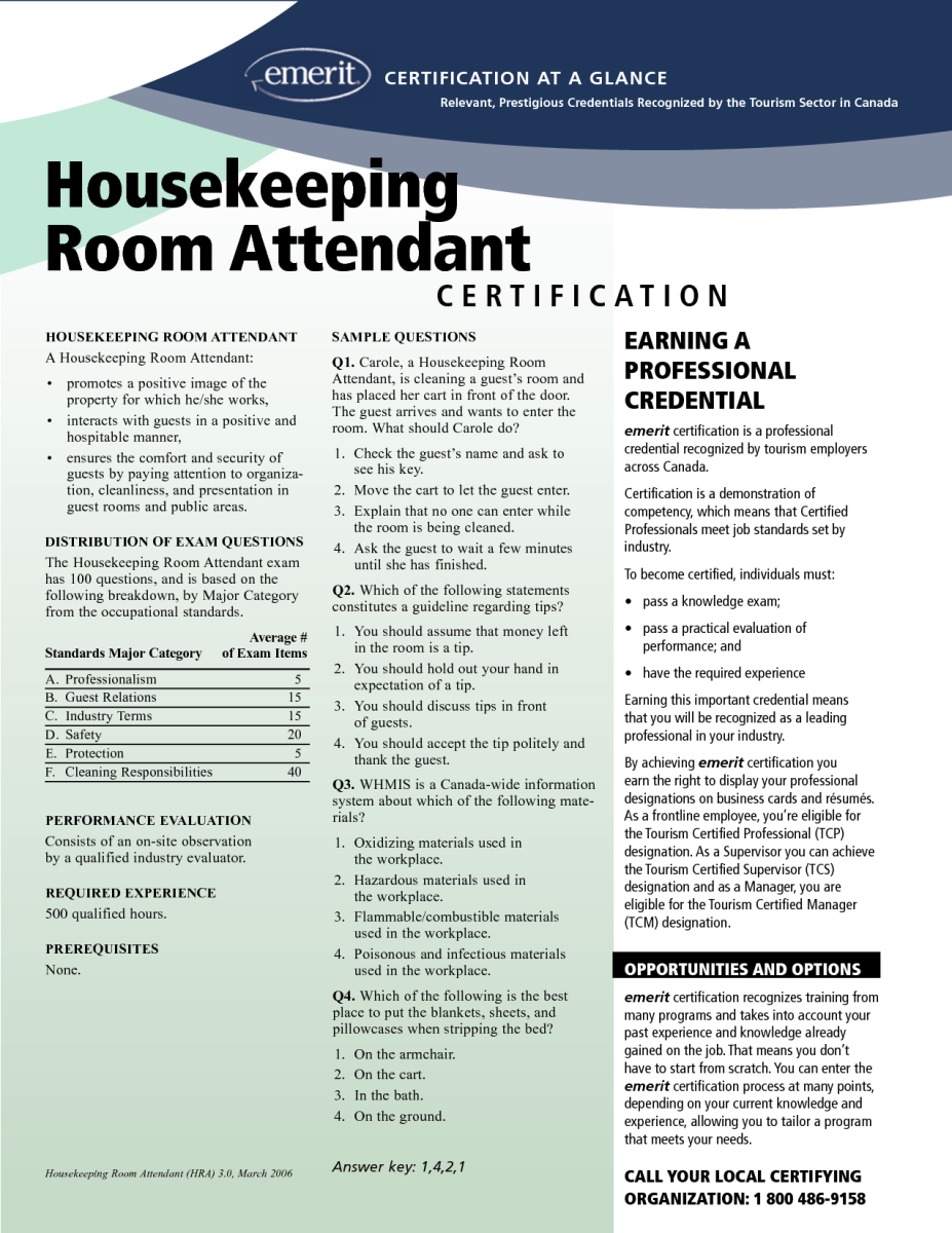 11 house cleaning duties resume